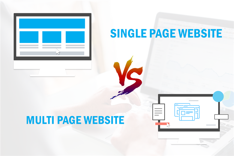 Single Page vs Multi-Page Design For Small Business Websites